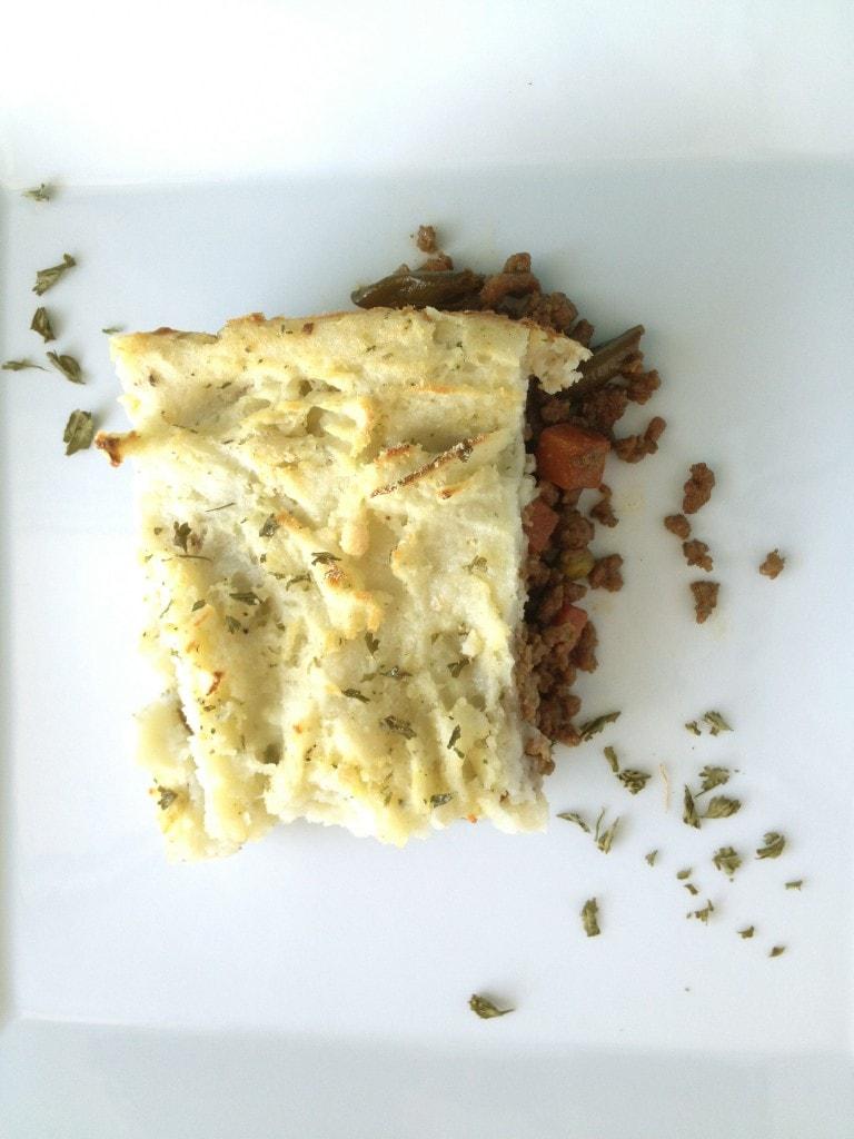 Extra Beefy Shepherd's Pie