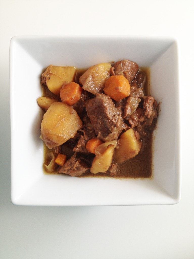 Swedish Beef Stew (Kalops)