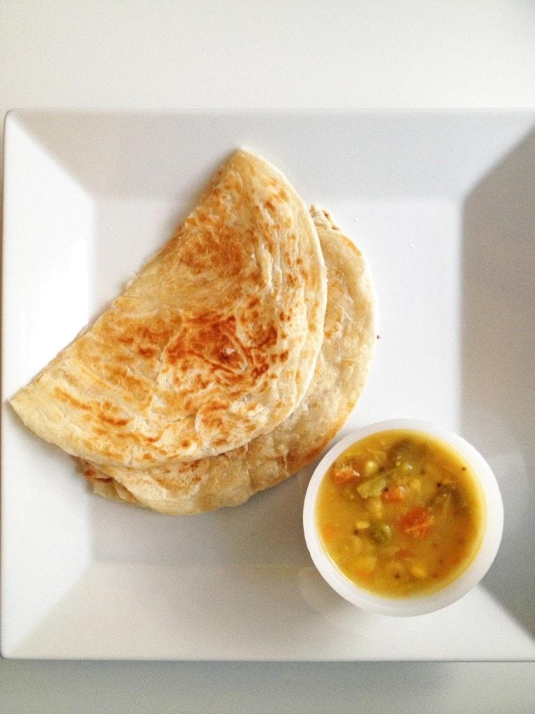 Vegetable Lentil Curry (Vegetable Dal)