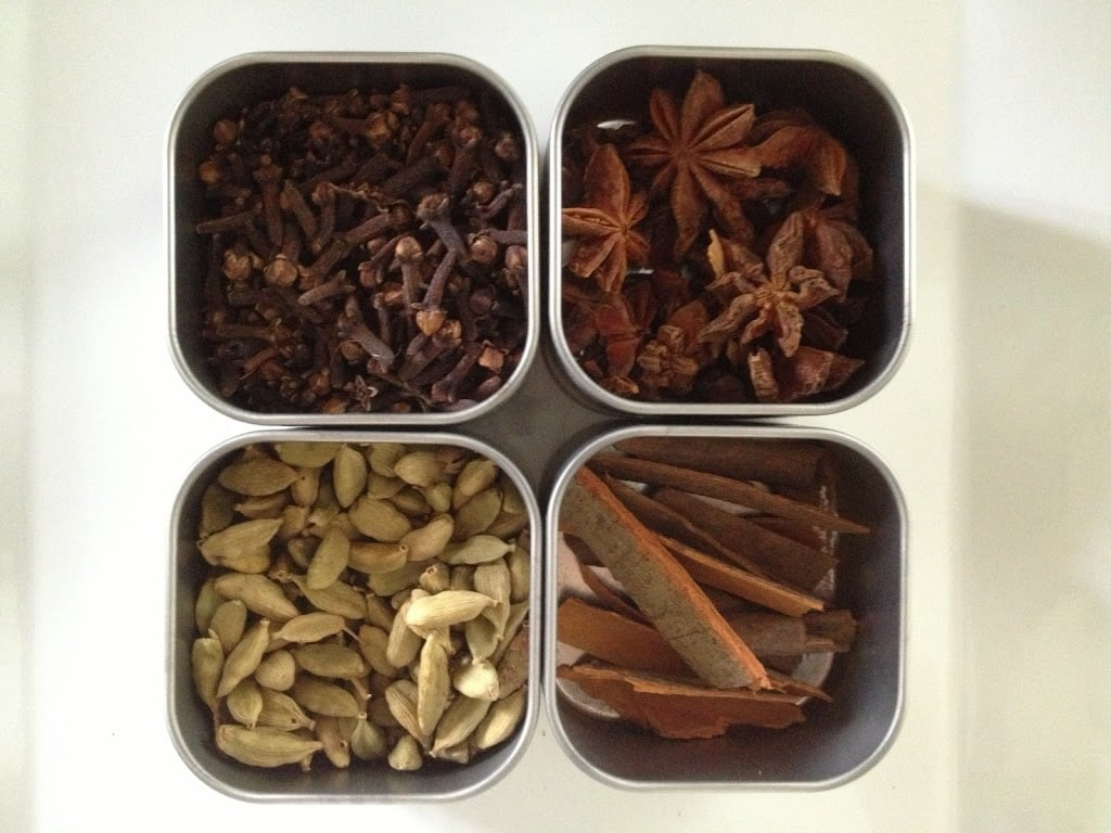 Minangkabau Beef Spices