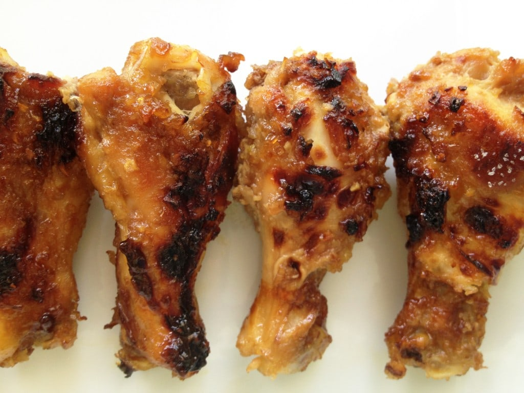 Asian-Style Honey Roast Chicken