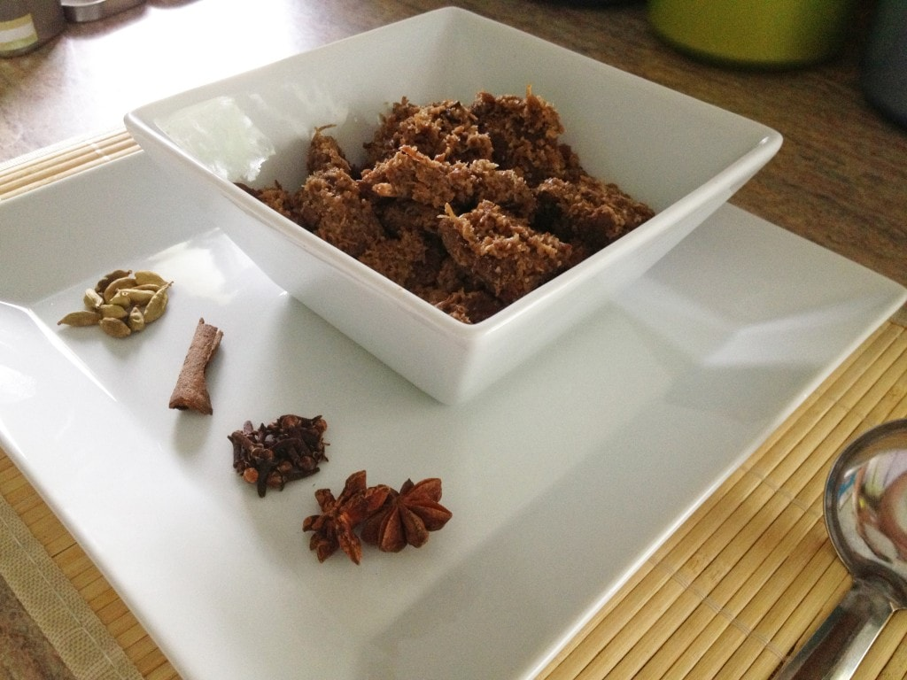 Minangkabau Beef Beef Rendang