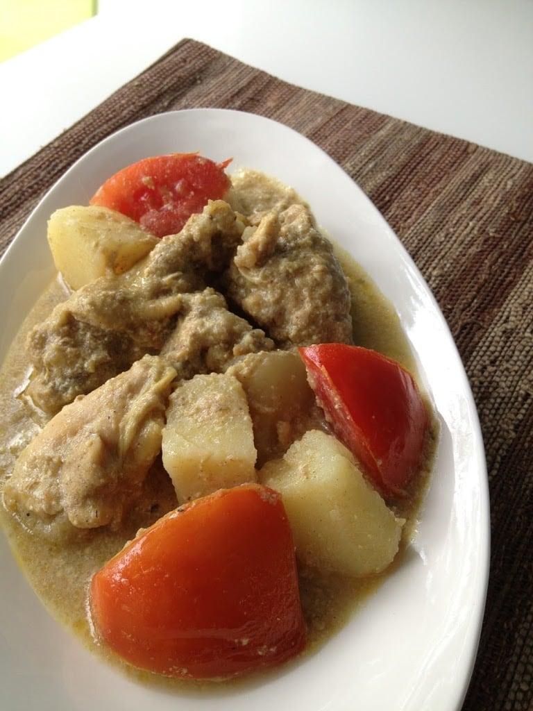 Chicken Kurma
