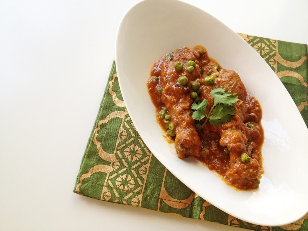 Malaysian Spicy Tomato Chicken (Ayam Masak Merah)