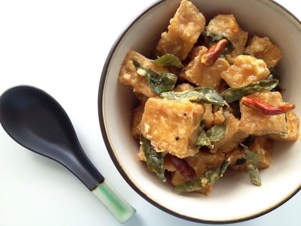 Creamy Butter Tofu