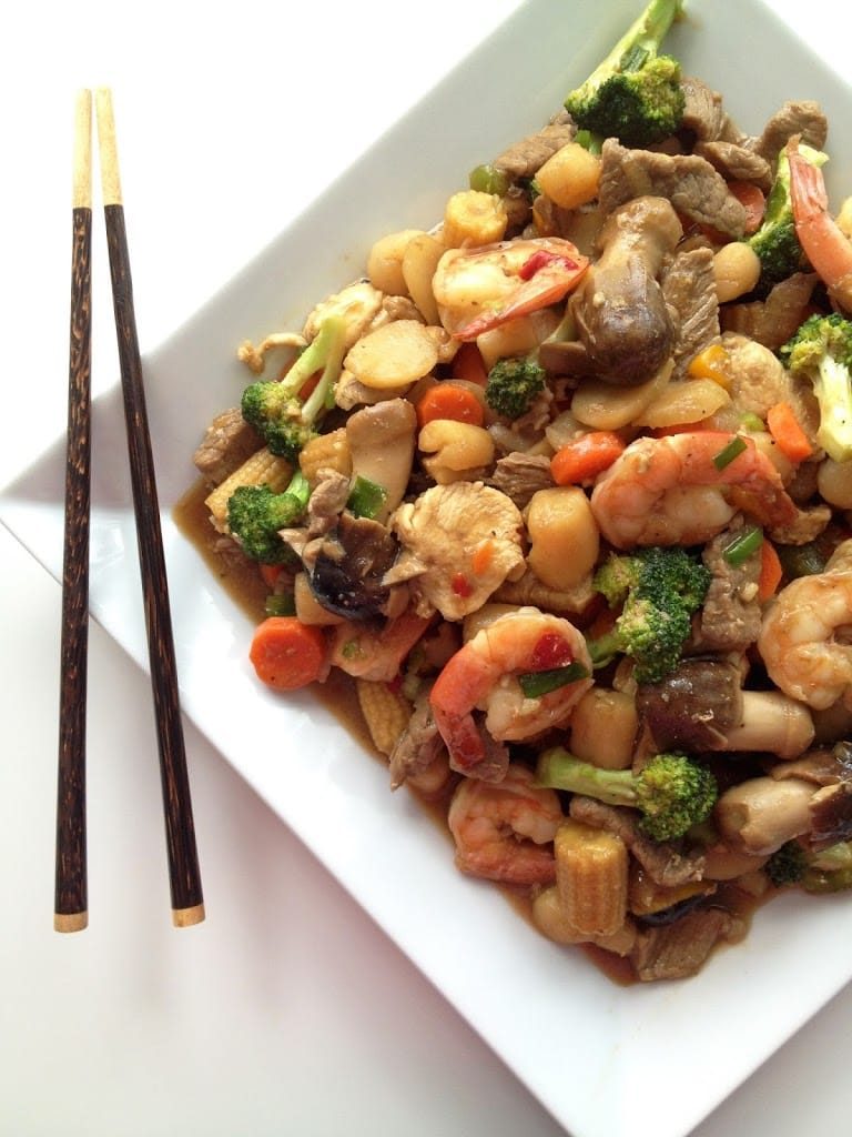 Happy Family Stir-Fry