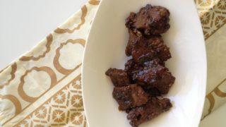 Sweet Black Beef Daging Masak Hitam The Cooking Jar
