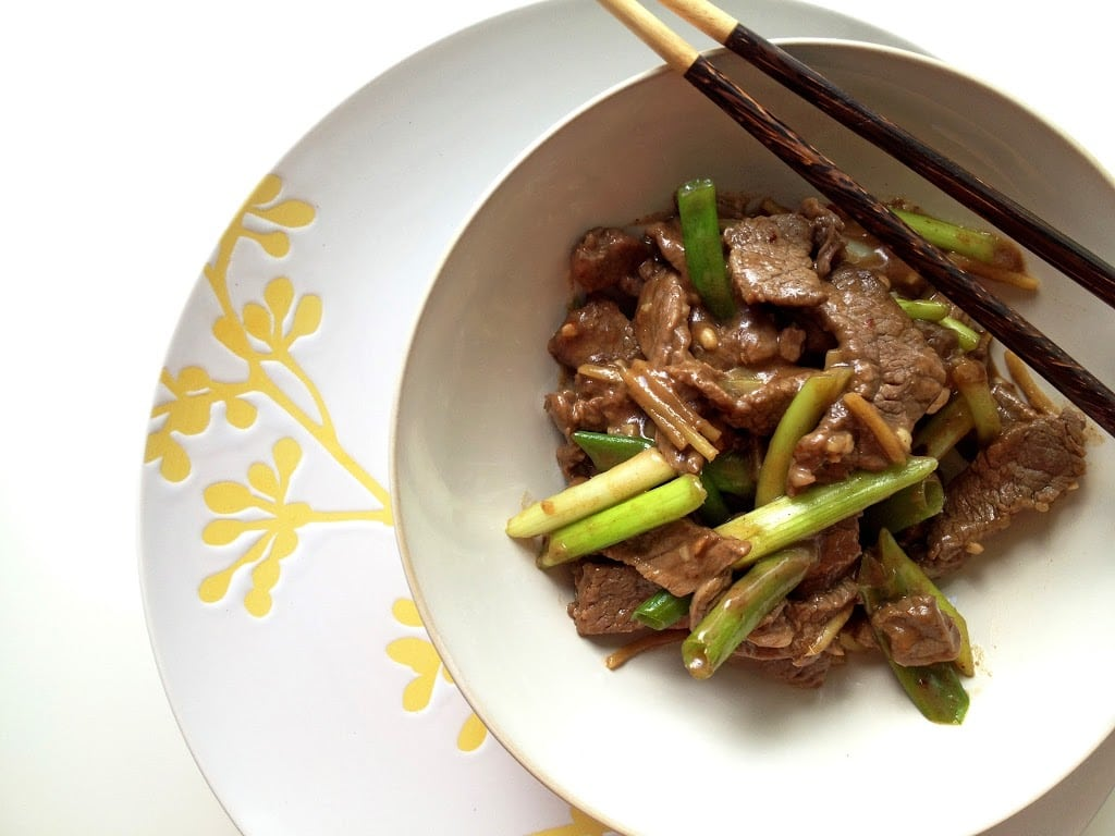how to cut beef for stir fry