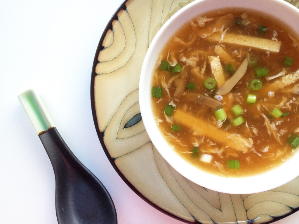 Consider, that Calories in spicy asian vegetable soup suggest