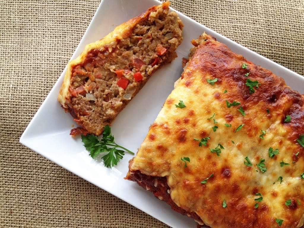 Italian Meat Loaf Recipe — Dishmaps