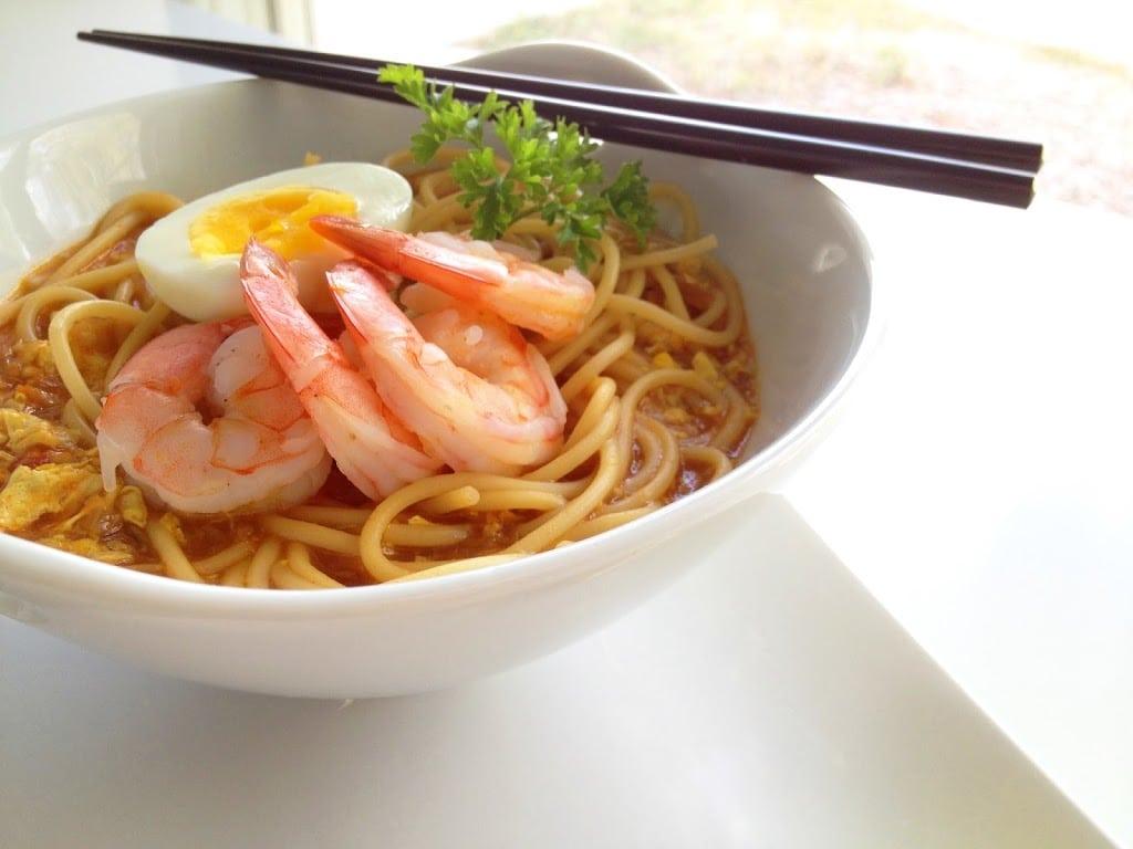 Shrimp Noodles (Mee Bandung)