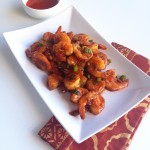 Sriracha Shrimp