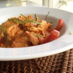 Easy Panang Chicken Curry