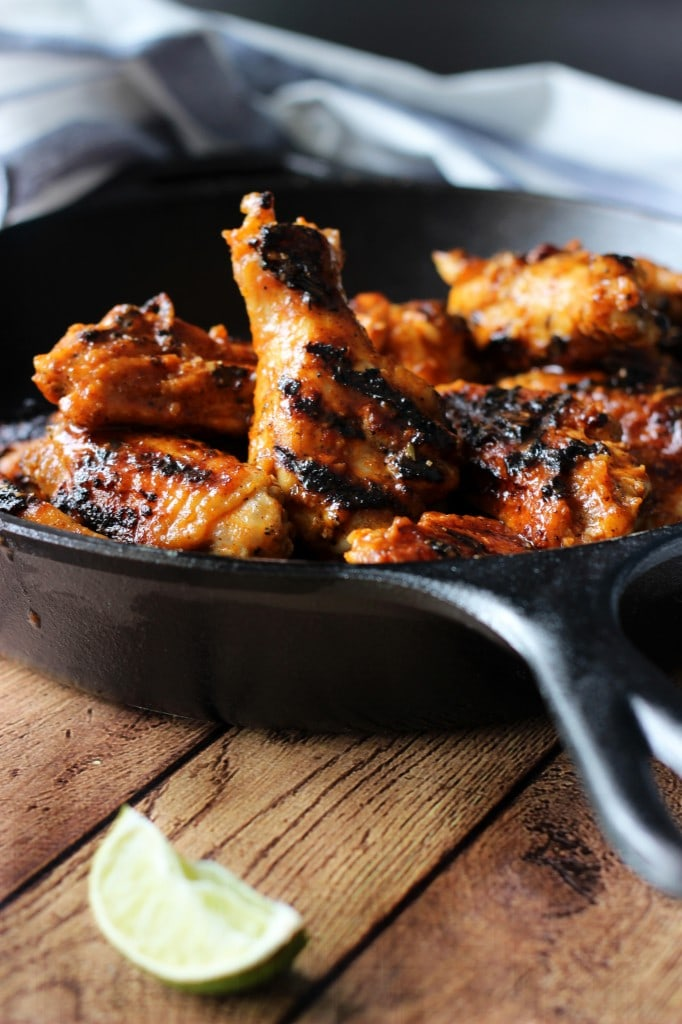 Sriracha Hot Wings Recipe — Dishmaps