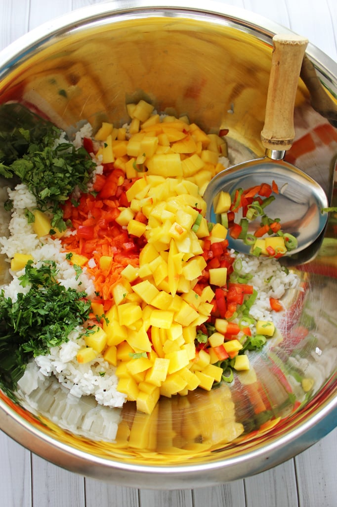 ... curried quinoa salad golden quinoa salad with mango curried mango