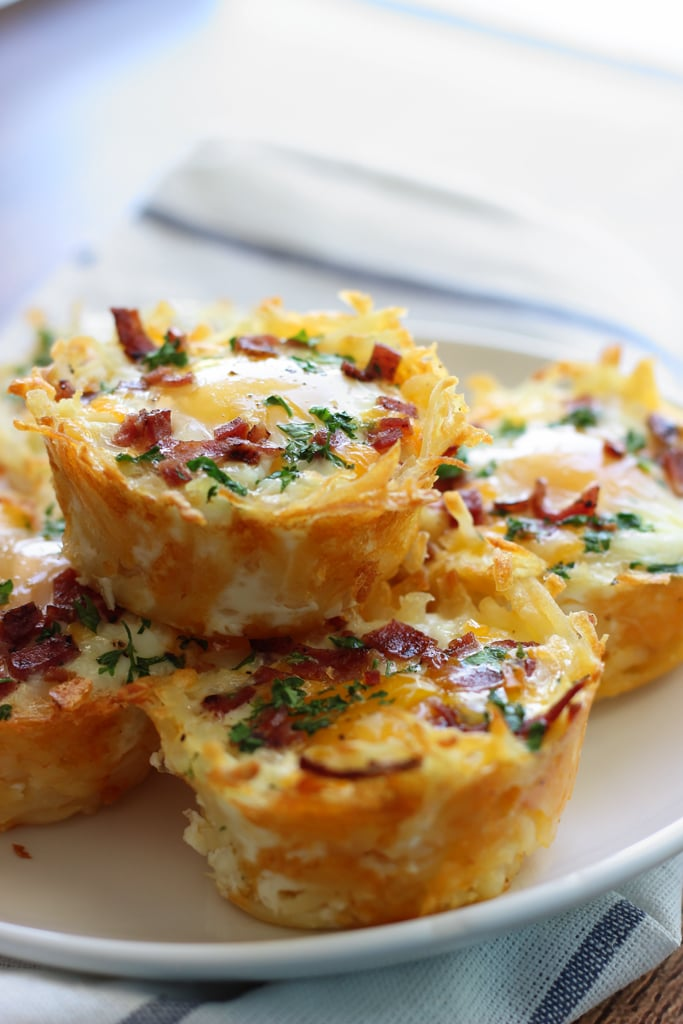 Egg muffin recipe with hash browns