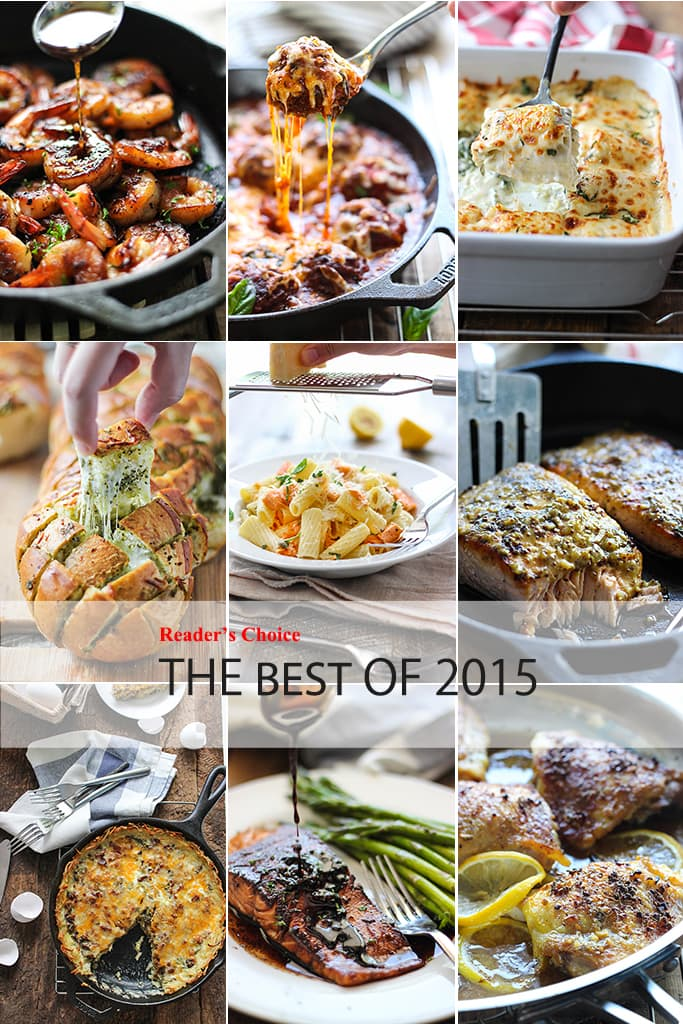 The best of 2015 - The Cooking Jar